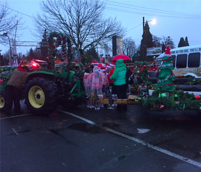 Christmas Parade in Puyallup