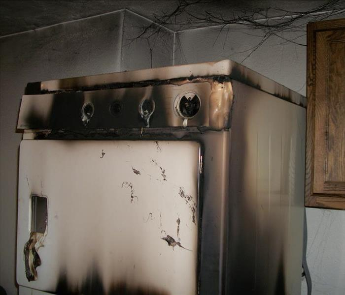 Kitchen Fire in Puyallup, WA