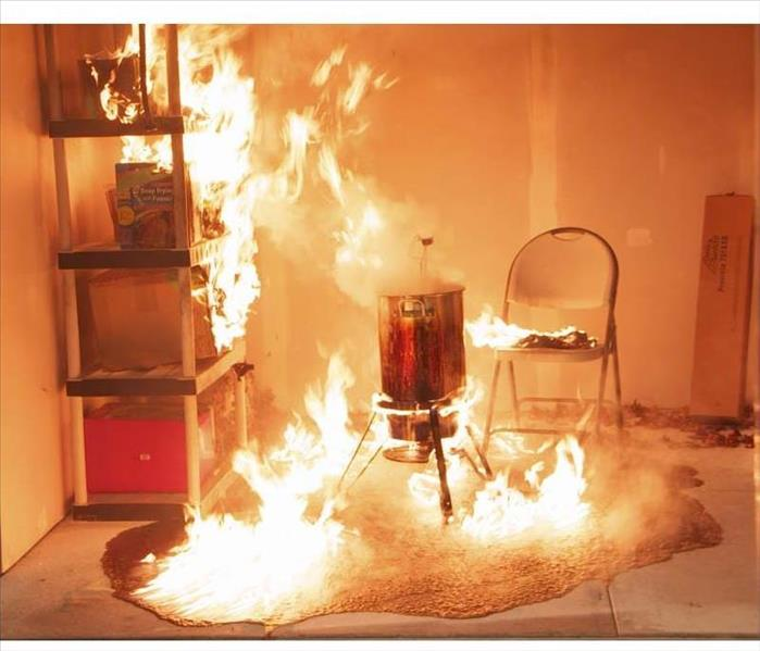 Fire Damage Tips for Preventing Fire Hazards While Cooking