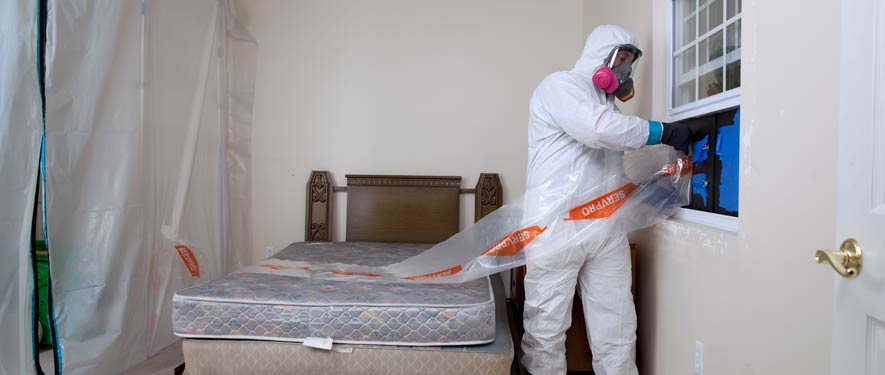 Puyallup, WA biohazard cleaning