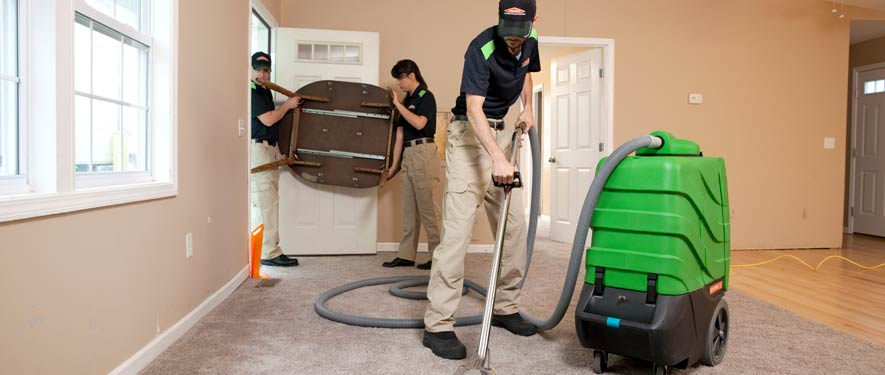 Puyallup, WA residential restoration cleaning